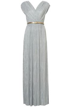 Topshop Maxi Dress Greek Style