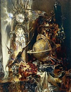 Ivan Slavinsky ~ Surrealist and impressionist painter | Tutt'Art@ | Pittura * Scultura * Poesia * Musica |