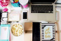 A Girly World : Mes 7 conseils pour une rentrée réussie (spécial é...
