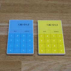 Calculator by Alex Hulme