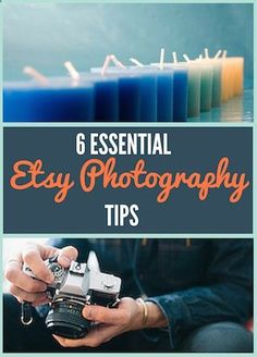 Online Photography Jobs - Use these 6 Etsy photography tips to get customers to click on your Esty listings. Photos are perhaps the most important part of your Etsy store. Read more Photography Jobs Online | Get Paid To Take Photos!