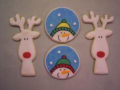 Google Image Result for http://theartofthecookie.com/wp-content/uploads/2011/11/Snowmen-and-Rudolph-Cookies.jpg