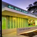 Oak Forest Library / Natyle Appel + Associates Architects Courtesy of the Architects