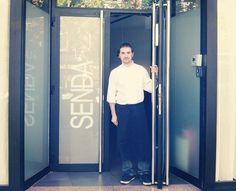Entrevista con David Baldrich, chef del restaurante La Senda (El Bulli de Torrero)
