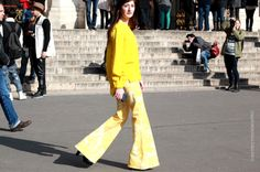 Non-ugly hippie sh*t! Thestreetfashion5xpro: In the Street...Yellow Submarine...