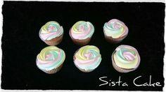 #rainbow #cupcakes