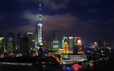 Shanghai Nights China Wallpapers | HD Wallpapers