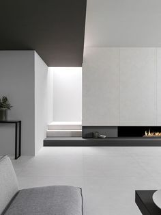 Image result for modern fireplace