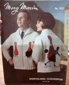 bowling sweater