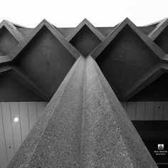 BRUTAL_ARCHITECTURE FEATURE - SHOT OF THE DAY ➖➖➖➖➖➖➖➖➖➖➖➖➖➖➖➖ Congratulations to the mighty @post_rock0  for having this lookup of some beautifully brutal detailing featured as the Brutal Architecture Shot of the Day. Please tell us what/where this superb building is Gilbert! ➖➖➖➖➖➖➖➖➖➖➖➖➖➖➖➖ Check out @post_rock0's awesome feed for more incredible brutalist architecture and Australian modernism. Gilbert's feed is one of my favourite on Instagram and it's no surprise he's one of the…