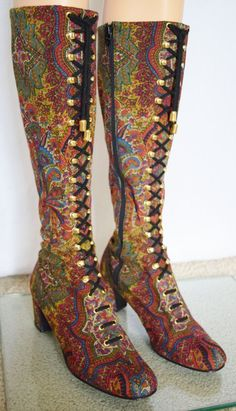 Vintage Boots from 1960s