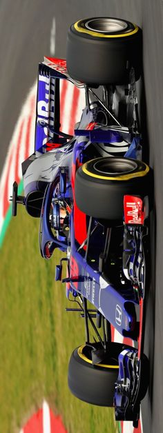2018/2/26:Twitter: @ToroRosso :We've notched up 50 laps! A great start to the morning session #F1Testing #ToroRosso #F1 with new halo