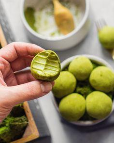 Трюфельные конфеты с японским чаем Матча и лемонграссом - Andy Chef (Энди Шеф) — блог о еде и путешествиях, пошаговые рецепты, интернет-магазин для кондитеров