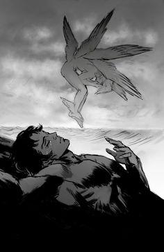 Devilman Crybaby, Manga Anime, Anime Bebe, Arte Van Gogh, Les Beatles, Japon Illustration, Dark Anime, Cry Baby, Animes Wallpapers
