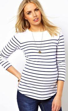 summer-maternity-fashion-stripes