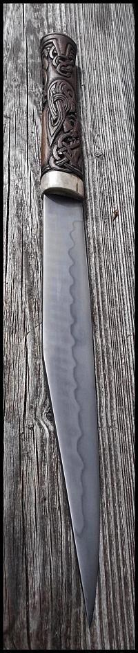 Odin's Seax Blade