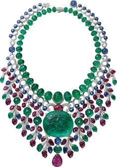 pulchritudinous handmade jewelry 2017 #jewellery 2018 #necklace #diamond