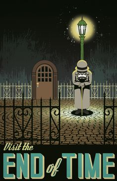 Chrono Trigger End of Time Travel Poster Art Print
