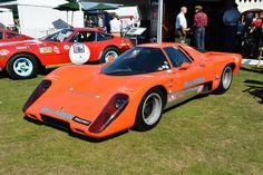 McLaren M12 Coupe (1969)