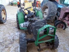 John Deere 4310 tractor salvaged for used parts. This unit is available at All States Ag Parts in Downing, WI. Call 877-530-1010 parts. Unit ID#: EQ-25310. The photo depicts the equipment in the condition it arrived at our salvage yard. Parts shown may or may not still be available. http://www.TractorPartsASAP.com