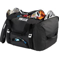 New Thule Crossover 70L Duffel Bag Aluminum hardware and water-resistant fabrics #Thule #DuffleGymBag