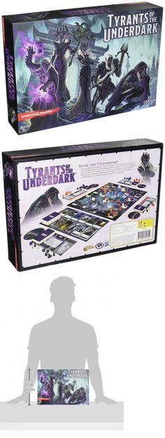 Players Handbooks 158712: Dandd: Tyrants Of The Underdark Board Game -> BUY IT NOW ONLY: $128.71 on eBay!