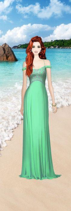 Princess of the Sea{ 2 likes and 4 and 1/2 stars}