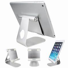 Find More Holders & Stands Information about Soporte para tablet de pie Aluminum Alloy Desktop Holder Tablet Stand for iPad Mini 4 3 2 iPad Air iPad Pro Tablet Holder Stand,High Quality stand tablet pc,China stand show Suppliers, Cheap tablet macbook from Geek on Aliexpress.com