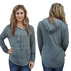 """Top- $42 Elisha is 5' 3"""" and wearing a small  #239B ***How to Order…"""