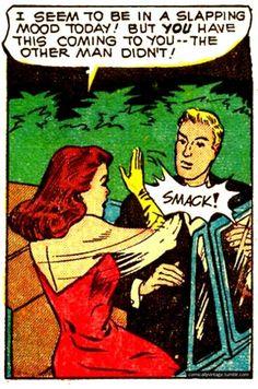 Ah, slapping mood days!