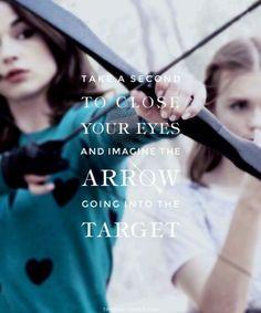 Allison Argent - Loose the Arrow