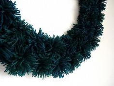 Corona de Navidad DIY | Handbox Craft Lovers | Comunidad DIY, Tutoriales DIY, Kits DIY