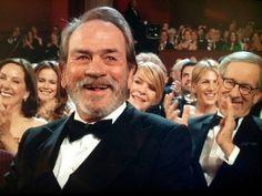 Oscars 2013, Tommy Lee Jones, Cinema, Classic Suit, Take My Breath, Older Men, Good Looking Men, Comedians, Gentleman