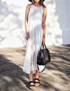 casual glamorous: Inspiration: Black Birkenstocks