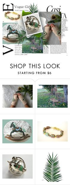 """""""Handmade Gifts"""" by therusticpelican ❤ liked on Polyvore featuring Whiteley, Nika, modern, contemporary, rustic and vintage"""