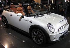 Mini Cooper S Cabrio #cars