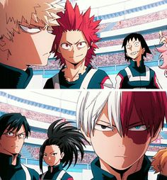 Boku no Hero Academia || Season 2 || #mha