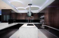 Bentley Bay South Penthouse Kitchen