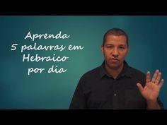 Aprenda 5 Palavras de Hebraico por Dia #1