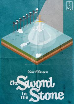 Disney Classics 18 The Sword in the Stone by Hyung86 on DeviantArt
