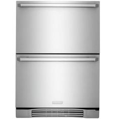 Electrolux 23.875 in. Built-in Under the Counter Refrigerator Drawers in Stainless Steel-EI24RD10QS - The Home Depot