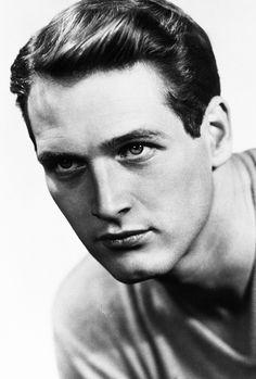 Paul Newman, 1955. S)