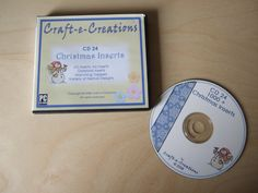 Christmas Inserts PC CD-Rom by Craft-e-Creations. A5 & A6 inserts, Gatefold Inserts, Christmas Toppers, Festive designs