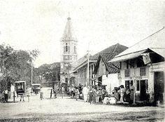 Calle Real, Ermita, Manila Manila, Retro Pi, Filipiniana, Vintage Pictures, Filipino, Old World, Old Photos, Past, Spanish
