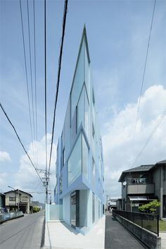 On the corner, Youkaichi City, 2011 by Eastern design Office