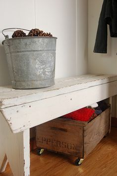 what we want to do in the entryway.