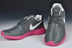 e7da1ae4c4651 Welcome to Nike Free Online store Nike Roshe Run Womens Medium Grey Sail  Polarized Pink Black 511882 002  Nike Free -