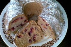 Perníková bábovka se švestkami - ,,Hujerka,, Sweet Tooth, Ice Cream, Cupcakes, Bread, Baking, Breakfast, No Churn Ice Cream, Morning Coffee, Cupcake Cakes