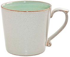 Denby Heritage Orchard Mug, Large, Green