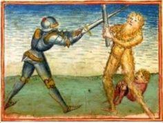 medieval bestiary sauvage man - Szukaj w Google